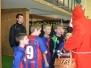 Św. Mikołaj na Turnieju \'Przyjaciele Soccer College\' - 09.12.2012
