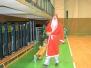 """Wizyta Mikołaja na turnieju \""""Przyjaciele Soccer College\"""" - 04.12.2011"""