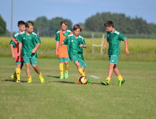 Dobre mecze w wykonaniu młodzików i trampkarzy !!!