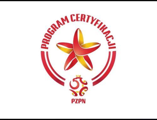 Program Certyfikacji PZPN – Rejestracja –Rodzicu to  WAŻNE!