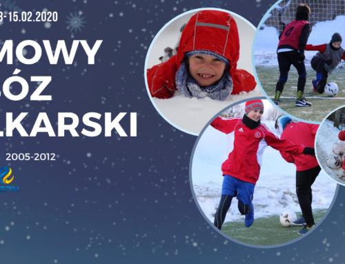Zimowy Obóz Piłkarski