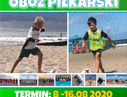 Letni Obóz Piłkarski 2020 w REWALU